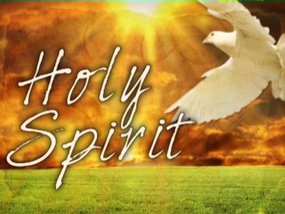 holy spirit spring