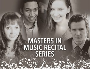 Masters in Music concert series